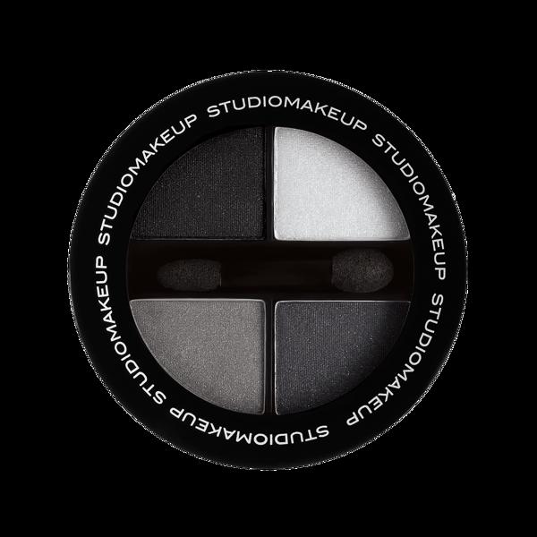 تصویر سایه چشم استودیومیکاپ مدل چهارگانه سافت بلند