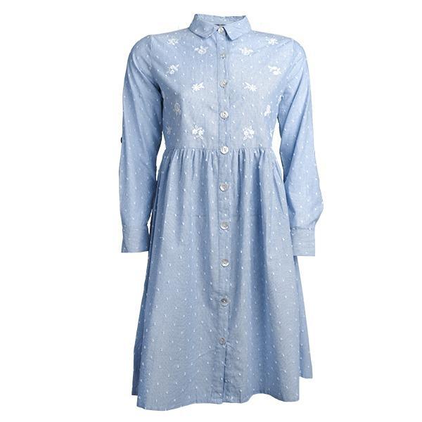 تصویر پیراهن زنانه برند max مدل WM13CLQR