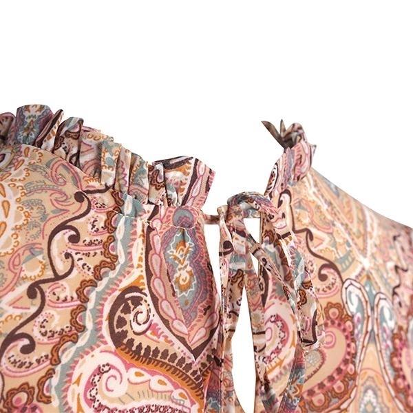 تصویر پیراهن زنانه حریر برند max مدل SU20WDDR260ACT