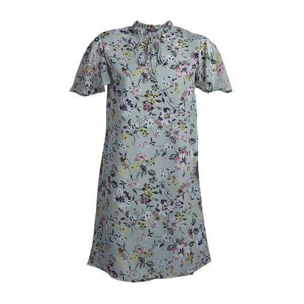 تصویر پیراهن زنانه حریر گلدار برند MAX مدل SU20WDDR260DCT