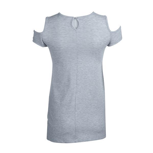 تصویر پیراهن پولک دوزی آف شولدر دخترانه برند MAX مدل SU20KD02G