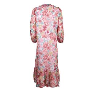 تصویر پیراهن بلند زنانه گلدار برند MAX مدل LG01CL