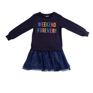 تصویر پیراهن طرحدار آستین بلند بچگانه دخترانه برند MAX مدل TGC6049