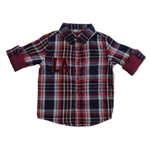 تصویر پیراهن بچگانه پسرانه برند MAX مدل SS21SH04TB