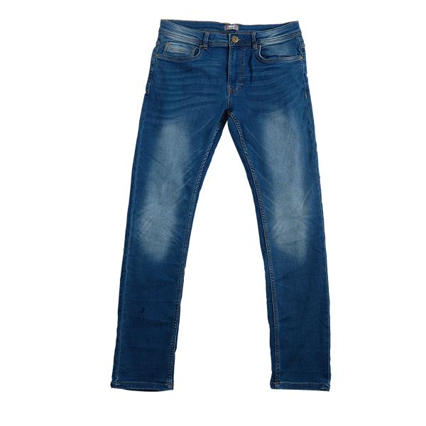 تصویر شلوار جین راسته مردانه برند MAX مدل A21DFJKD06