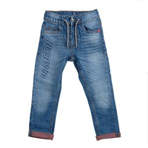 تصویر شلوار جین پاکتی بچگانه پسرانه برند MAX مدل SS21STR11TB
