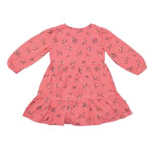 تصویر پیراهن گلدار آستین بلند بچگانه دخترانه برند MAX مدل TGC6042
