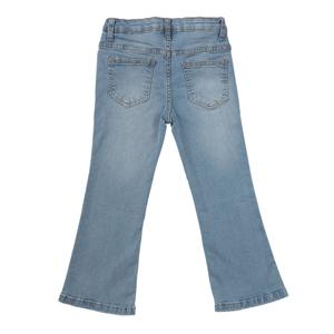 تصویر شلوار جین بچگانه دخترانه دمپا برند MAX مدل TG629Z5