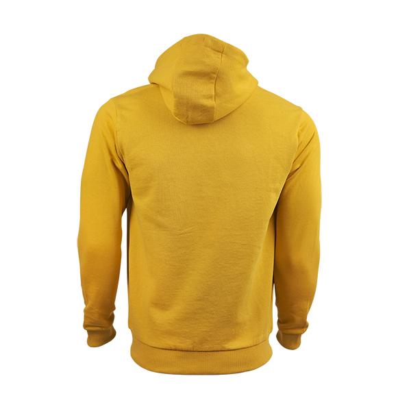 تصویر سویشرت کلاهدار نخی آستین بلند جلو زیپ دار مردانه برند MAX مدل A21KBST01