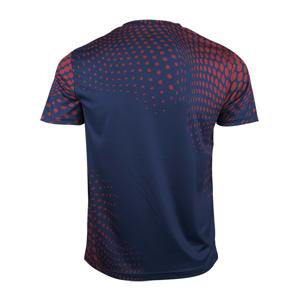 تصویر تیشرت ورزشی آستین کوتاه طرح بارسلونا مردانه برند MAX مدل A21FCBCT02