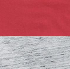 بلوز قرمز-شلوار طوسی